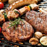 Steakhouse Premium Grillkohle aus Buche (10, 20, 30, 40, 50 o. 60 kg)