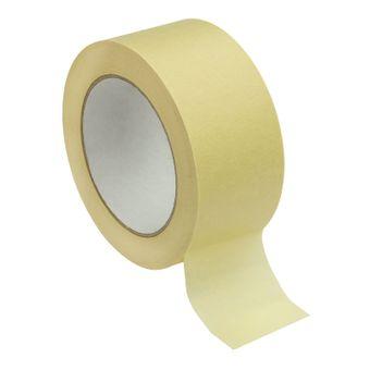 Malerkreppband / Goldband / Klebeband 50 Meter versch. Breiten – Bild $_i