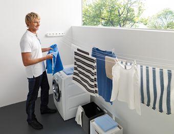 Artweger Wäschetrockner Wäscheständer Wandtrockner Wäschetrockner Roll Dry