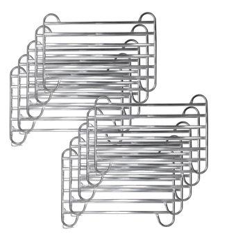 10x Weidepanel Pferdebox Zaunpanel Kuhbox Pferch Weidepaneel Paddock Panels – Bild $_i