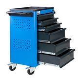 ADB Werkstattwagen Easy Blau mit 6 Schubladen