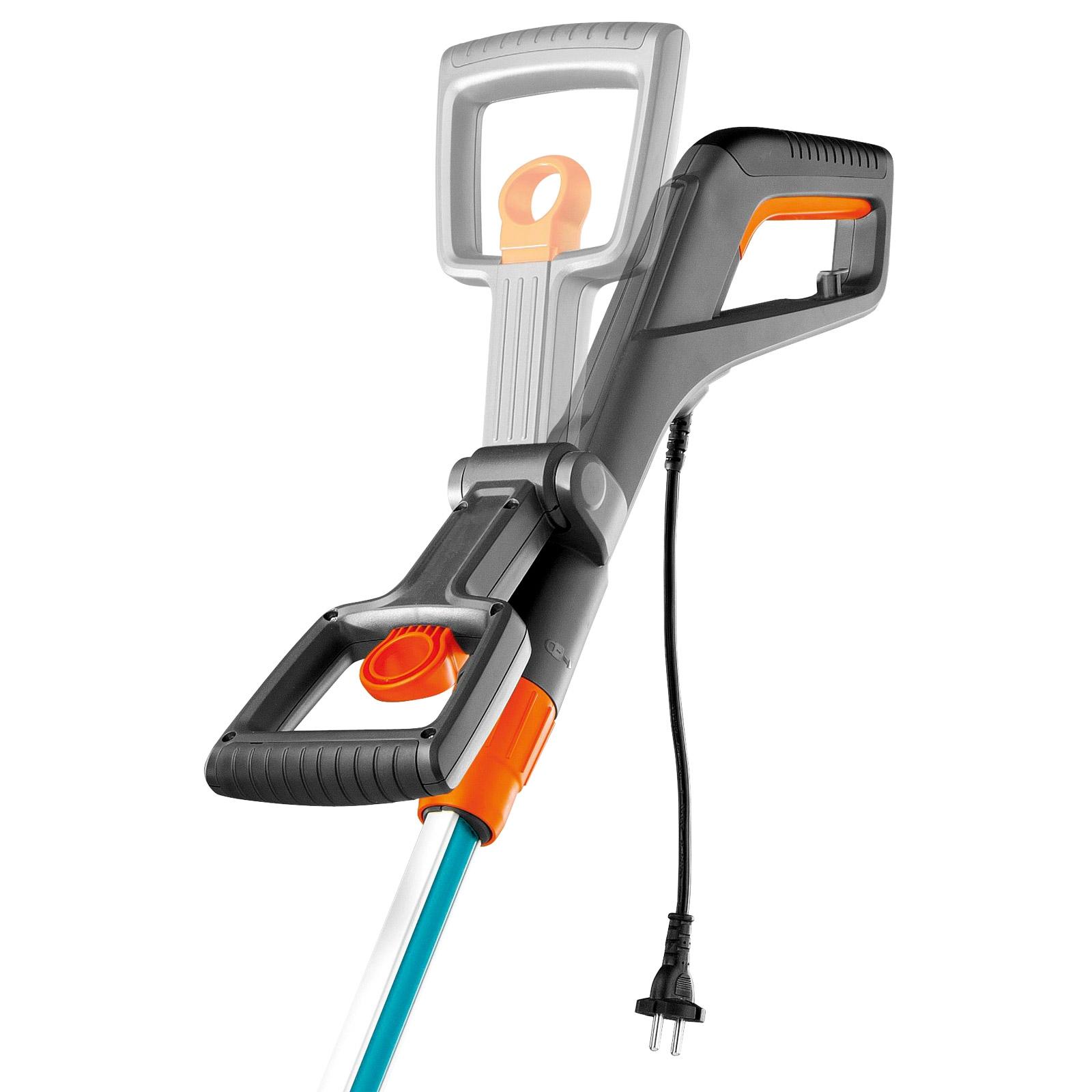 Gardena Elektro Trimmer Easycut 400/25, Rasentrimmer, Grastrimmer 20270