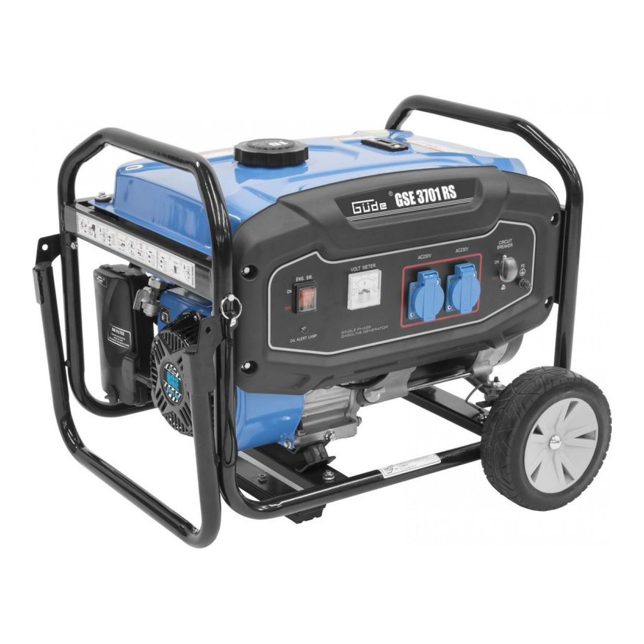 Güde Stromerzeuger GSE 3701 RS Stromgenerator 40728