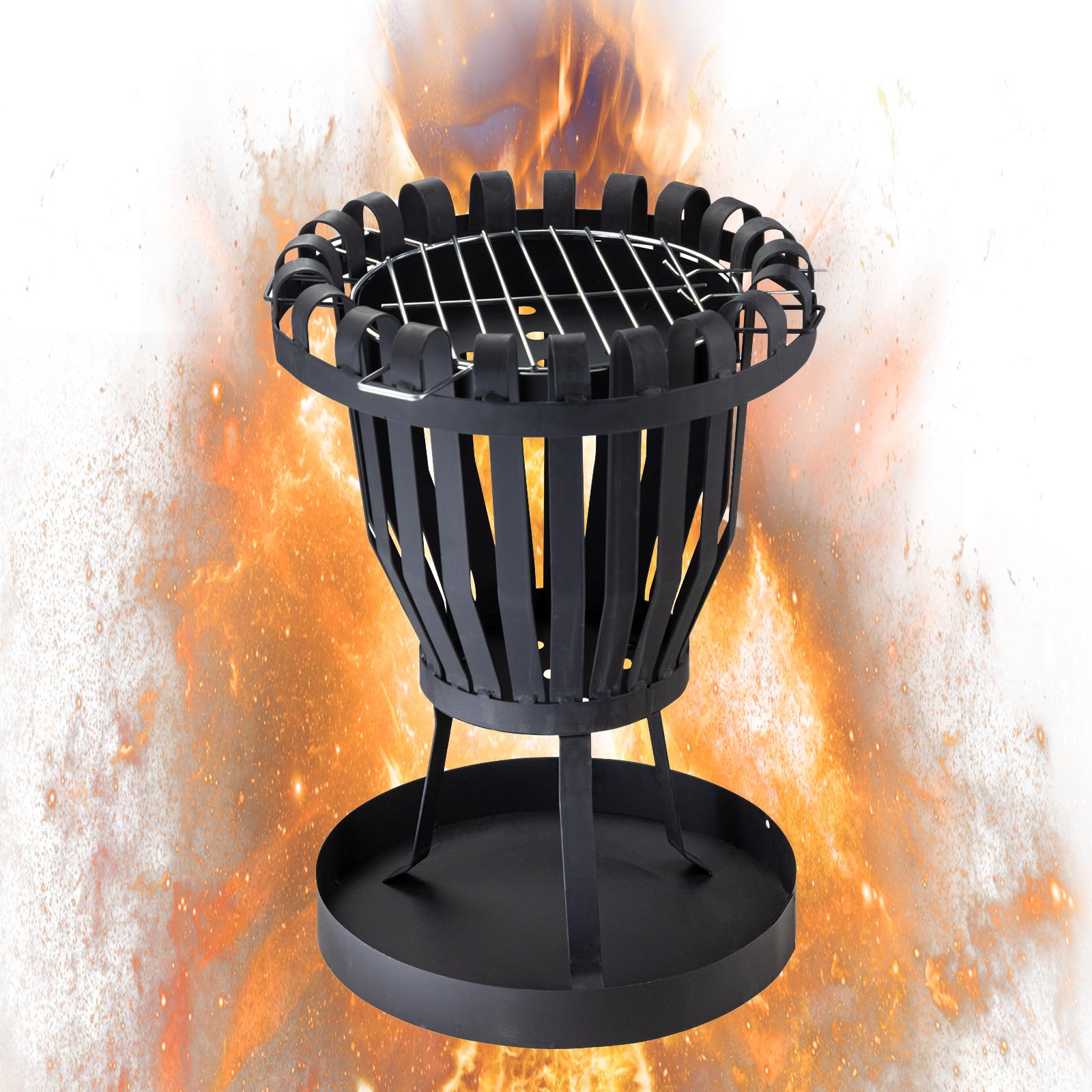Feuerkorb Feuerschale Feuerstelle Xl Stabilo Mehr Als Nur Baumarkt