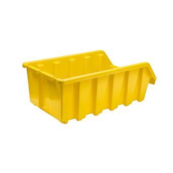ADB Ergobox Gr. 5 gelb 333x500x187mm Sichtlagerkasten Stapelbox Schütte – Bild $_i