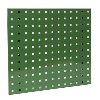 ADB Lochplatte,L493xB456mm; RAL 6011 – Bild $_i