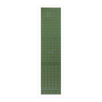 ADB Schlitzplatte,senkrecht,L456xB1975mm;RAL6011 – Bild $_i