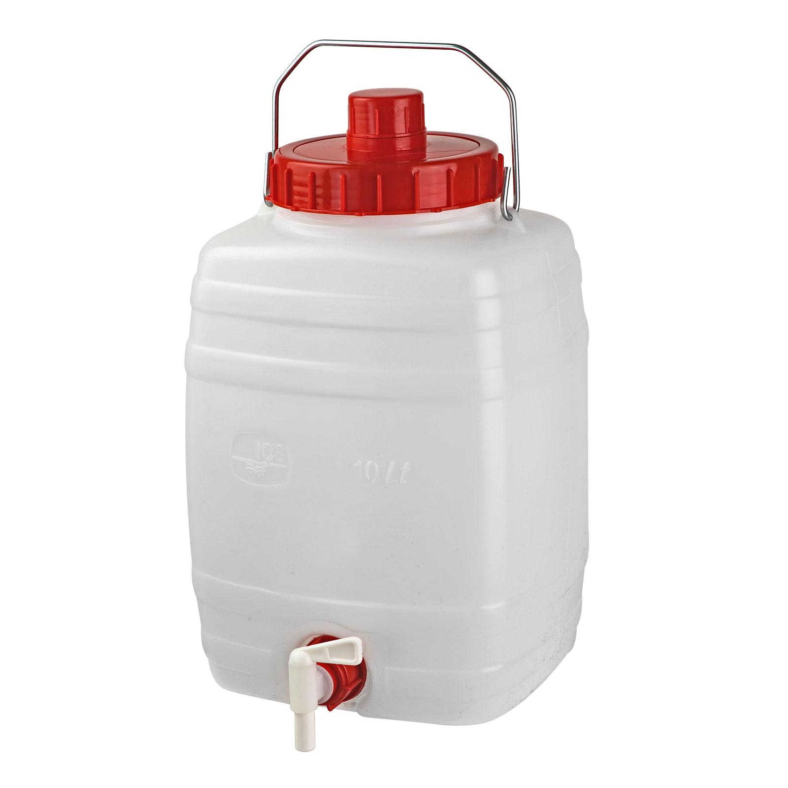 Dema Gärfass Maischefass Mostfass Weinfass Gärbehälter 10-25 Liter 30160