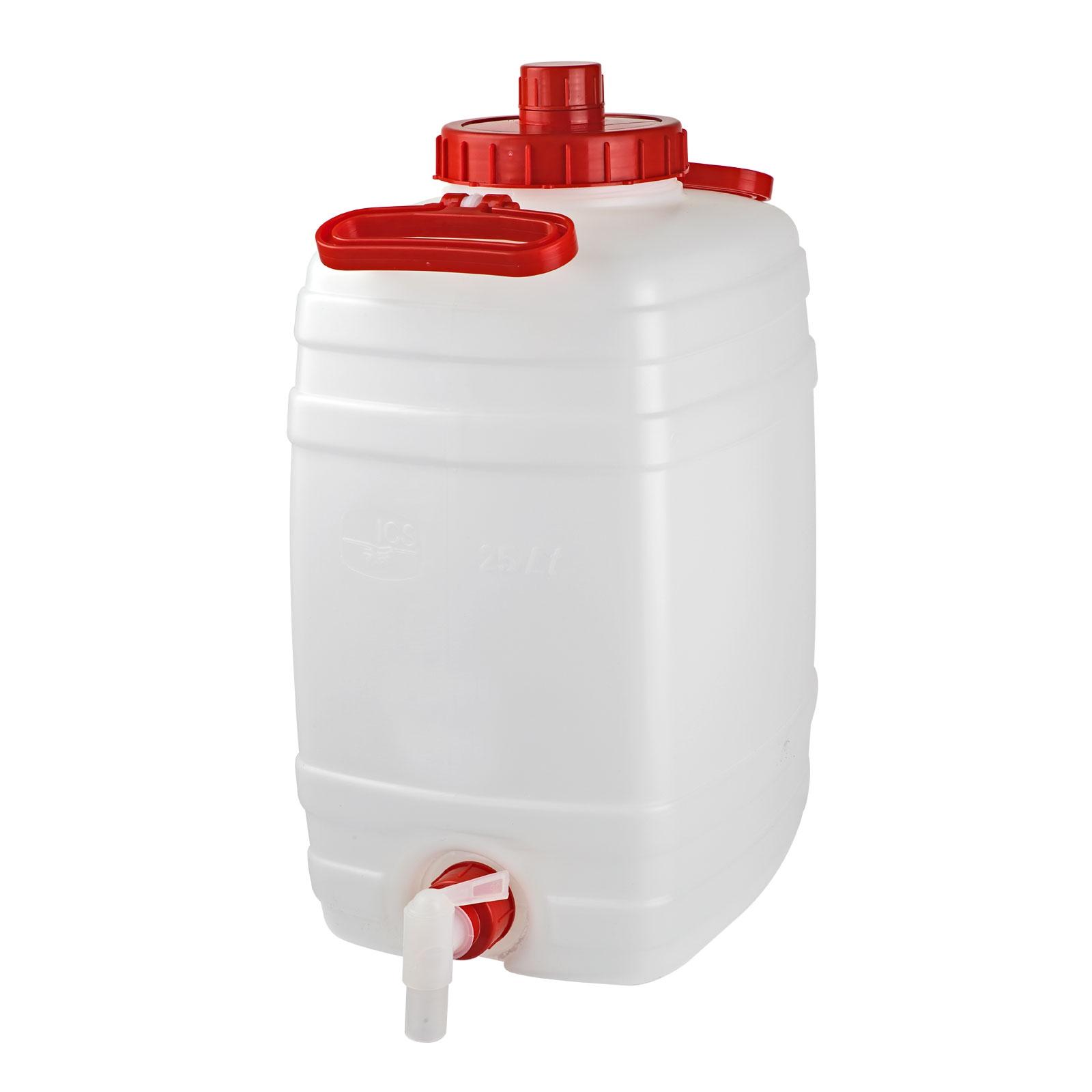Dema Gärfass Maischefass Mostfass Weinfass Gärbehälter 10-25 Liter 30163