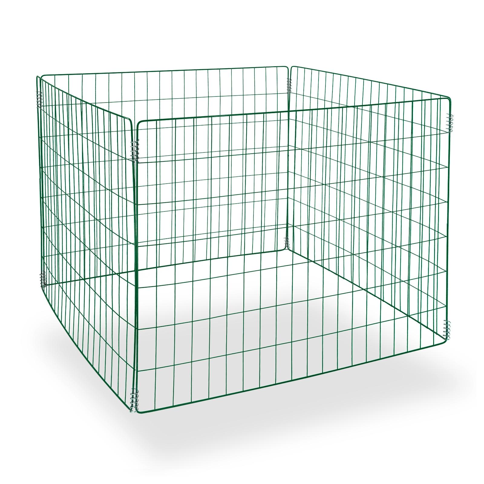 Dema Metallkomposter green-line SB Komposter aus Metall 30951