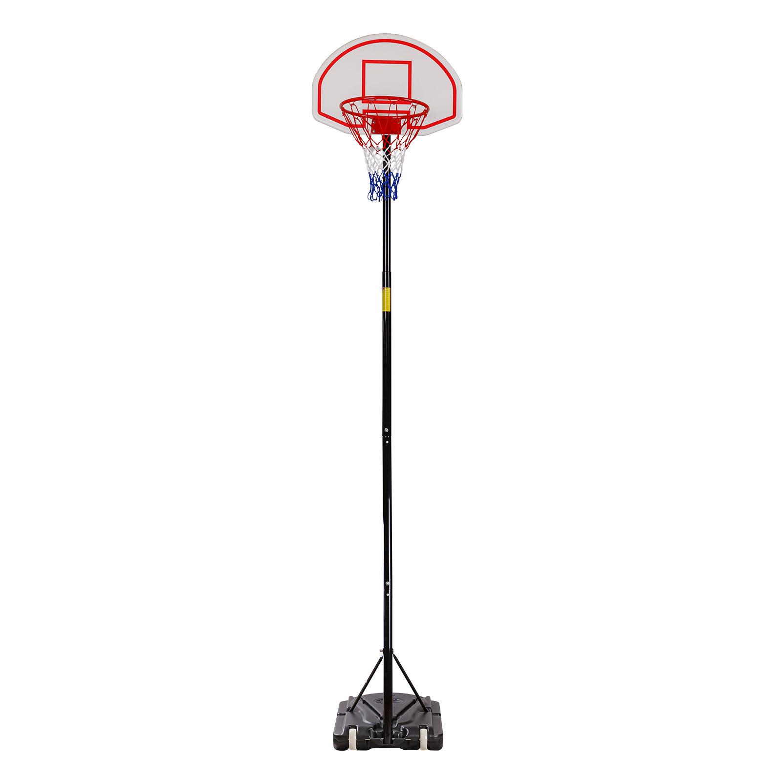 Dema Basketballständer Basketballkorb mit Ständer mobil Action 305 70096