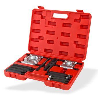 Trennmesser und Lagerabzieher Satz 32-78 mm 12-teilig