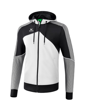 Premium One 2.0 Trainingsjacke mit Kapuze – Bild 3