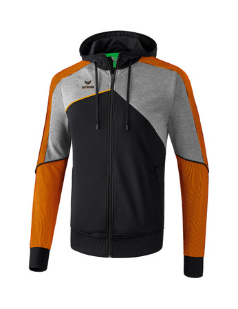 Premium One 2.0 Trainingsjacke mit Kapuze – Bild 7
