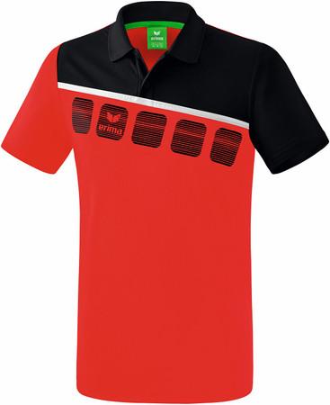 5-C Poloshirt – Bild 2
