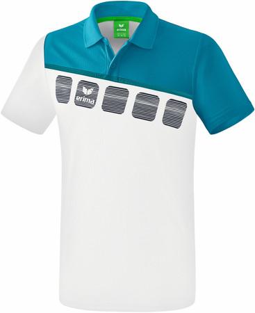 5-C Poloshirt – Bild 9