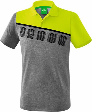 5-C Poloshirt – Bild 8