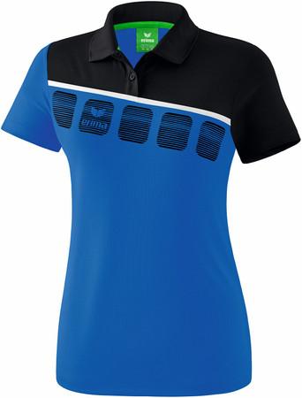5-C Poloshirt – Bild 1