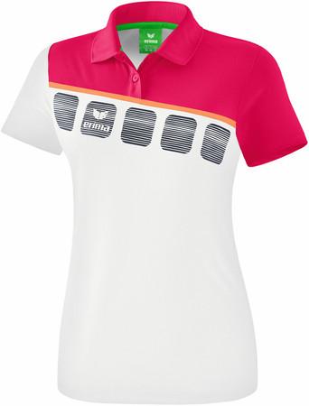5-C Poloshirt – Bild 10
