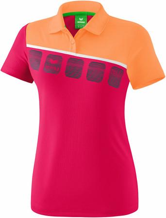 5-C Poloshirt – Bild 11