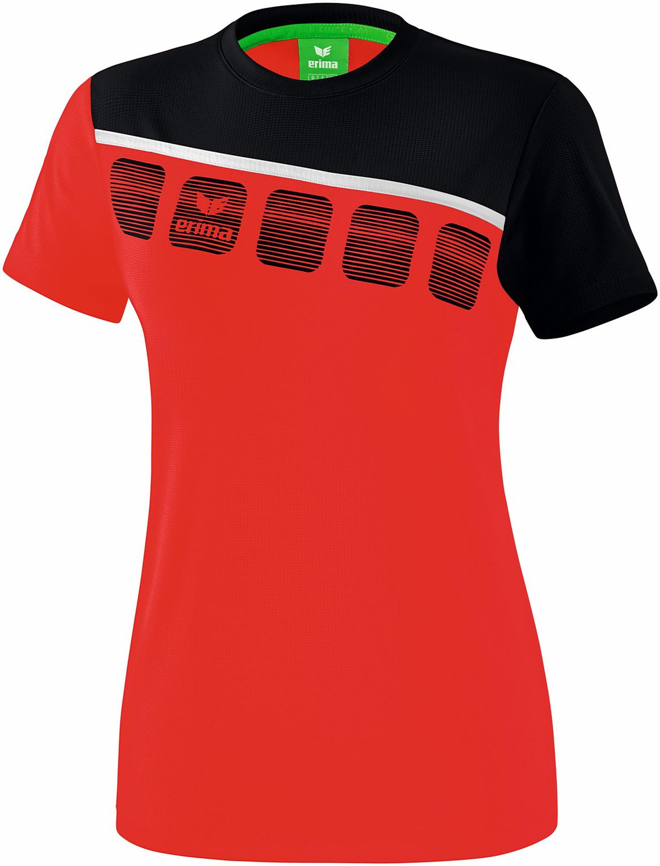T Erima Shirt Damen C 5 Textilien Teamsport 5A34jqRL
