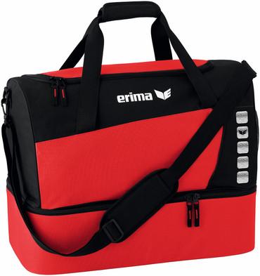 Erima Sporttasche mit Bodenfach Club 5  – Bild 6