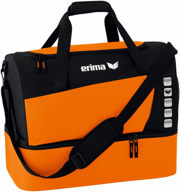 Erima Sporttasche mit Bodenfach Club 5  – Bild 3