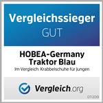 Vergleichssieger Krabbelschuhe Vergleich.org
