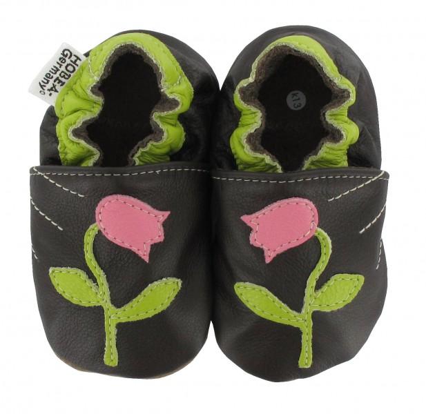 Lauflernschuhe Tulpe für Mädchen von HOBEA-Germany