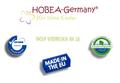 Krabbelschuhe Sterne von HOBEA-Germany