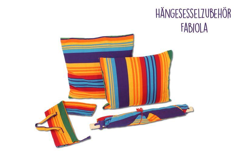 Hängesessel in unterschiedlichen Farben inkl. 2 Kissen von HOBEA-Germany