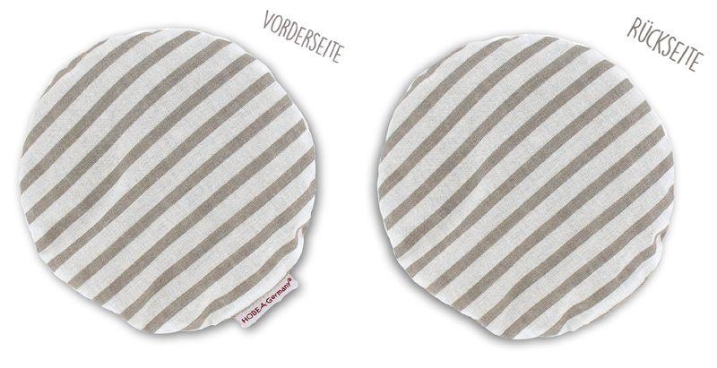 Kirschkernkissen für Babys rund von HOBEA-Germany