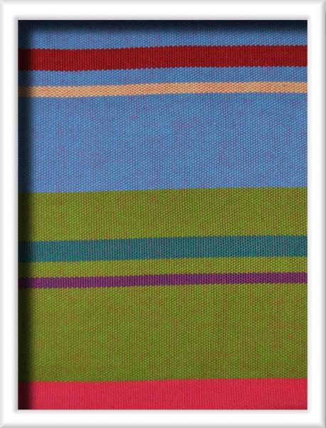 Hängematten in verschiedenen Farben