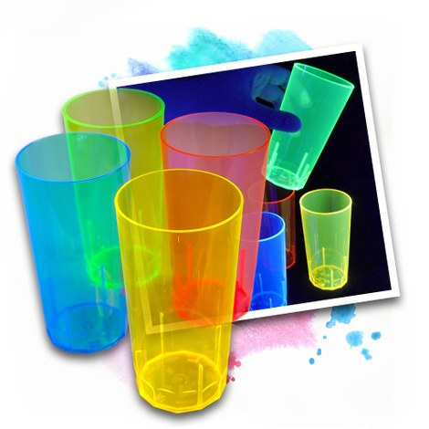 100 UV Cups 250 ml