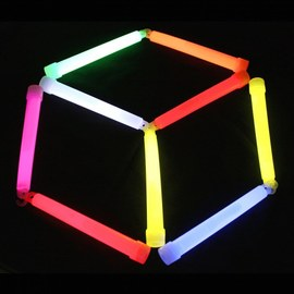 25 Glow Sticks 150x15mm – Bild 6