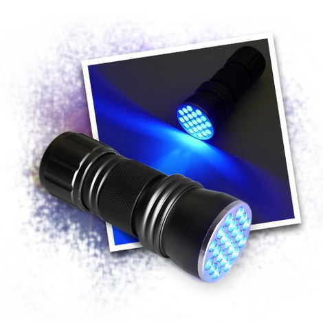 Torche UV 21 LED Eventlights PRO