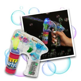 LED soap bubble gun – Bild 1
