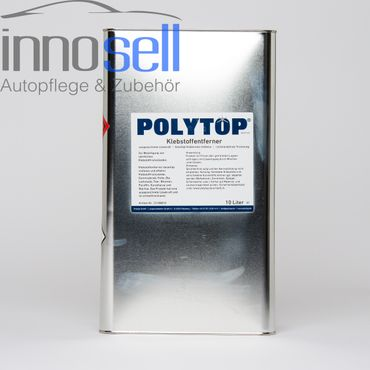 Polytop Klebstoffentferner Etikettenentferner Klebstoffresteentferner - 10 L – Bild 1