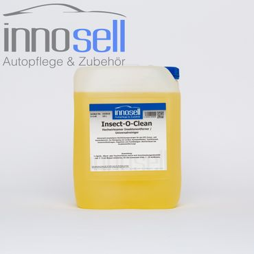 Innosell Insect-O-Clean Insektenentferner Reiniger Allzweck Traktor Chassis 10 L – Bild 1