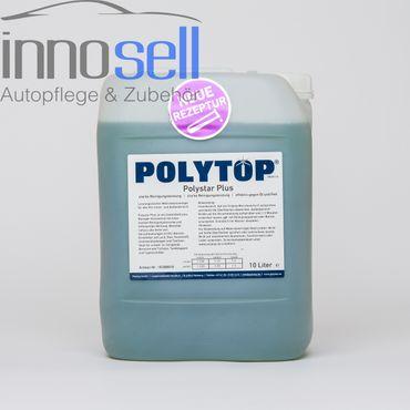 Polytop Polystar Plus Reinigungskonzentrat f. Innen u. Außen PKW LKW Bus - 10 L – Bild 1