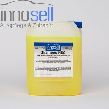 Shampoo Neo, Autoshampoo, Handwäsche - 10 L, Konzentrat, bis 1:100 verdünnbar – Bild 1