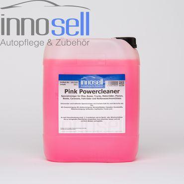 Innosell Pink Powercleaner Bodenreiniger Motorreiniger Zapfsäulenreiniger - 10 L – Bild 1
