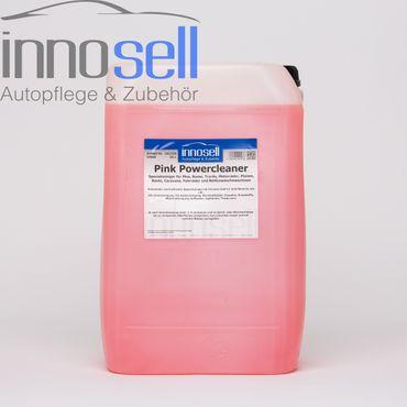 Innosell Pink Powercleaner Bodenreiniger Motorreiniger Zapfsäulenreiniger - 25 L – Bild 1