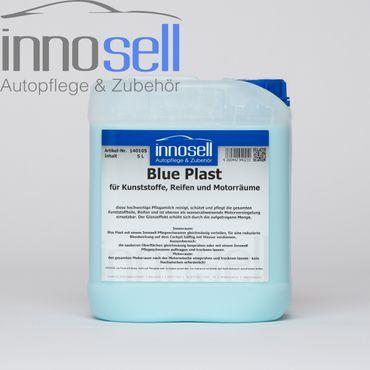 Blue Plast Kunststoffpflege Reifenpflege Motorversiegelung Tiefenpflege - 5 L – Bild 1