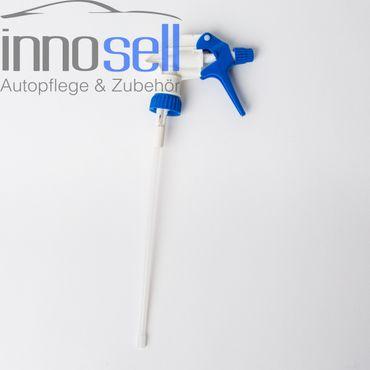 5 x Innosell Profi Sprühkopf Color blau Sprayer Sprüher f. Sprühflaschen