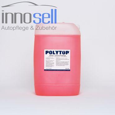 Polytop Reifen- und Gummipflege Kunststoffpflege Tiefenpfleger - 25 L