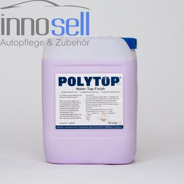 Polytop Motor-Top-Finish Versiegelung Motorwachs Motorlack Konservierung- 10 L