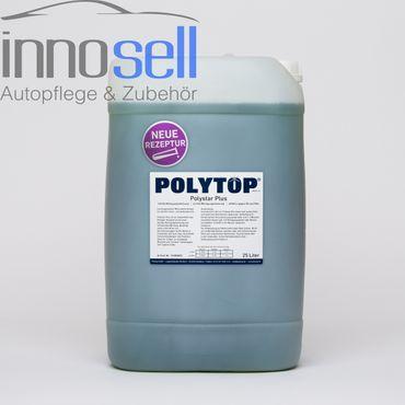 Polytop Polystar Plus Reinigungskonzentrat Innenreiniger PKW LKW Bus - 25 L – Bild 1