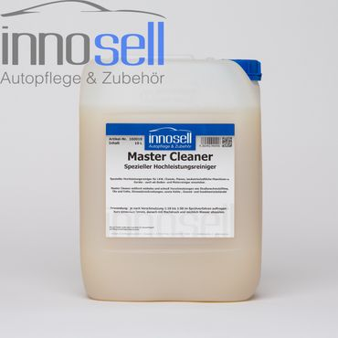 Master Cleaner Hochleistungsreiniger Reiniger für LKW Traktoren Baumaschinen 10L – Bild 1