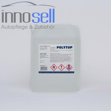 Polytop Kunststoffpflege Ultra Kunststoffversiegelung Außenpflege TOP - 10 L – Bild 2